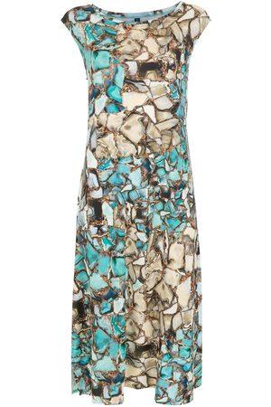 Lygia & Nanny Women Printed Dresses - Geode print midi dress