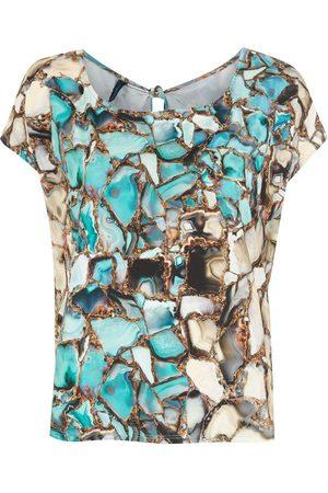 Lygia & Nanny Women Short Sleeve - Simi gemstone-print T-shirt