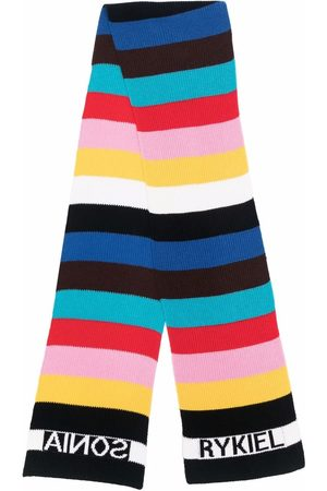 Sonia by Sonia Rykiel Women Scarves - Colour-block knitted scarf
