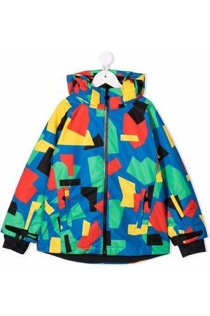 Stella McCartney Boys Hoodies - Zip-up hooded jacket