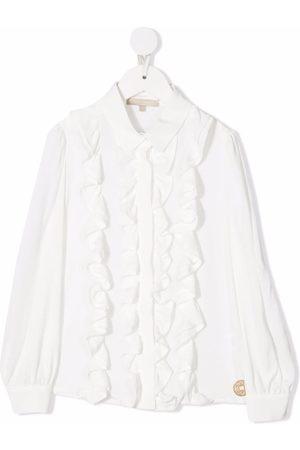 Elie saab Ruffle-design blouse