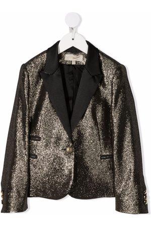 Elie saab Glitter-design blazer