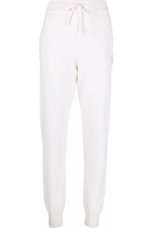Karl Lagerfeld Drawstring knitted track pants