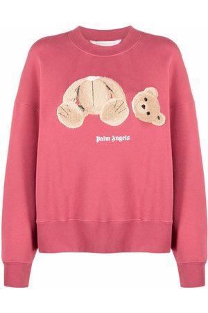 Palm Angels Teddy Bear cotton sweatshirt