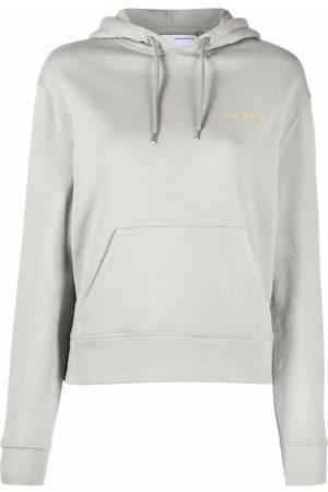 Axel Arigato Logo-printed hoodie