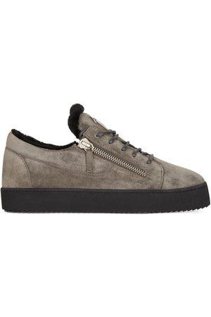 Giuseppe Zanotti Men Sneakers - Frankie Winter low-top sneakers