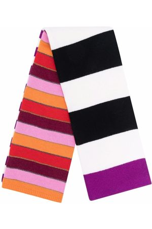 Sonia by Sonia Rykiel Women Scarves - Striped lambswool-blend scarf