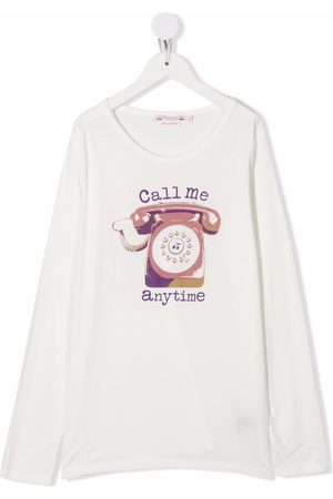 BONPOINT Call Me Anytime T-shirt
