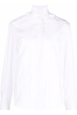 Paco rabanne Ruffled shirt