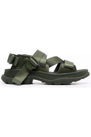 Alexander McQueen Tread oversized sole sandals