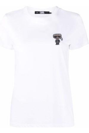 Karl Lagerfeld K/Ikonic organic cotton T-shirt