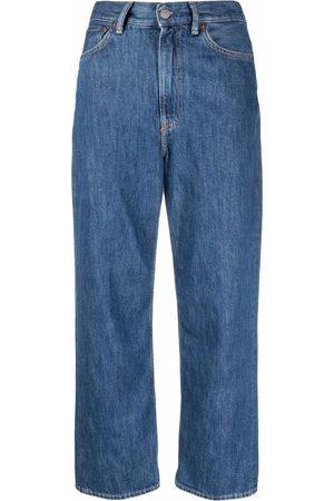 Acne Studios Tapered-leg jeans