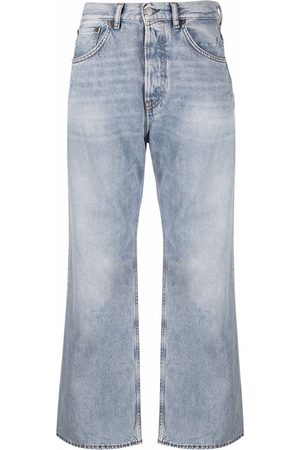 Acne Studios Faded bootcut jeans