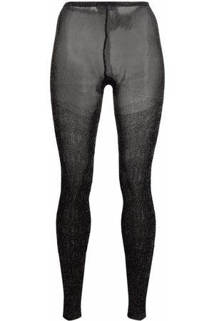 Missoni Sheer-panel tights