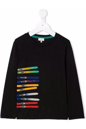 Paul Smith Ski print T-shirt