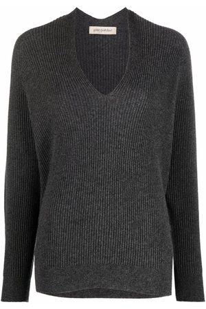 GENTRYPORTOFINO V-neck cashmere jumper