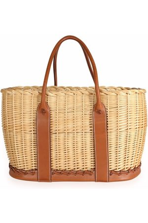 Hermès Pre-owned limited edition Picnic Garden Party tote bag