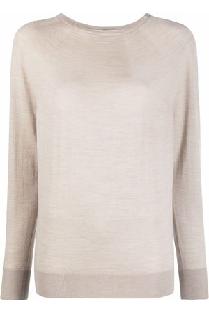 GENTRYPORTOFINO Fine-knit virgin-wool jumper