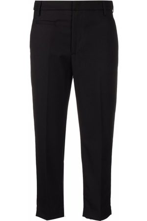 Dondup Cropped slim-fit tailored trousers
