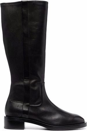 Stuart Weitzman Knee-length leather boots