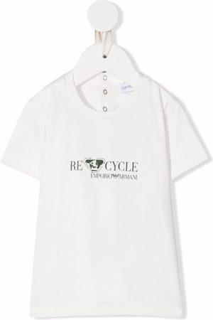 Emporio Armani Baby logo top