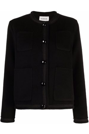 P.a.r.o.s.h. Long-sleeve button-fastening jacket