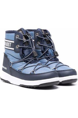 Moon Boot Logo-print snow boots