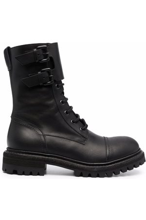 ROBERTO DEL CARLO Ankle lace-up boots