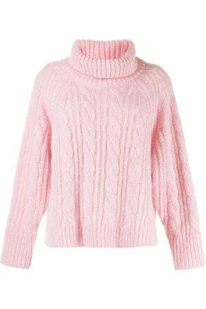 Cecilie Bahnsen Cable-knit jumper