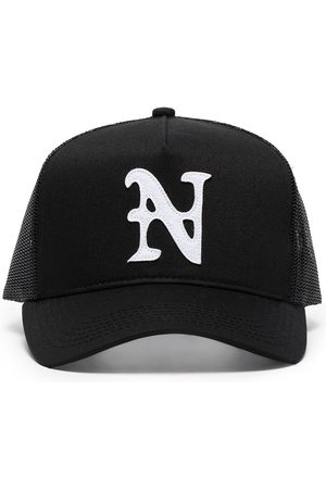 Nahmias Embroidered logo Trucker hat
