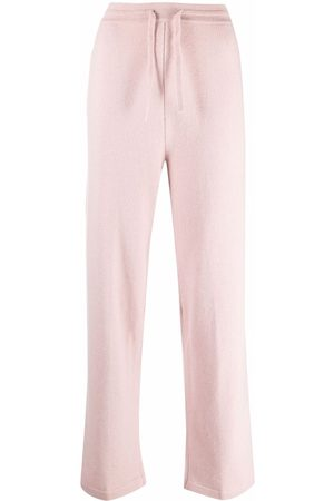 Isabel Marant Straight-leg knitted trousers