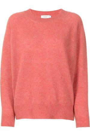 Agnona Fine-knit crew-neck jumper