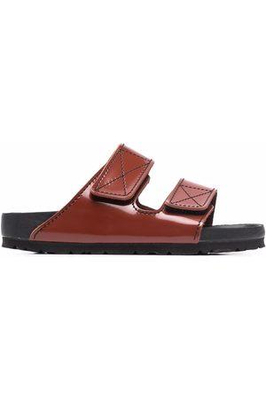 Birkenstock X Proenza Schouler leather sandals
