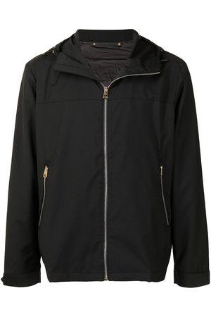Paul Smith Zip-up wool jacket