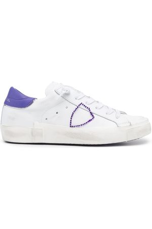 Philippe model Prsx Broderie low-top sneakers
