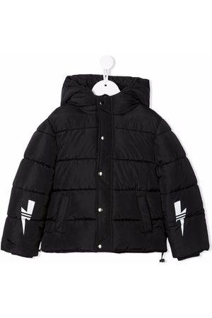 Neil Barrett Padded rain jacket