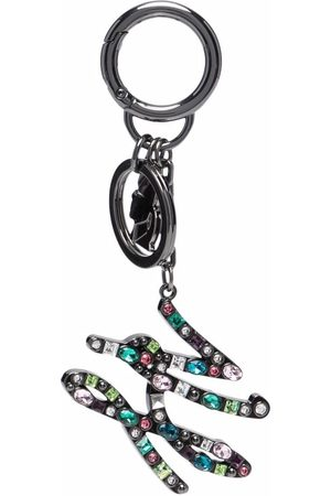 Karl Lagerfeld Women Keychains - K/Autograph sparkle keychain