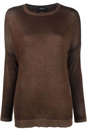 AVANT TOI Oversized crewneck sweater