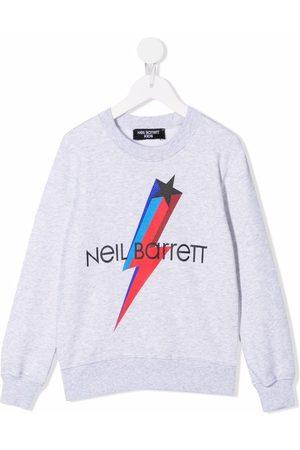 Neil Barrett Logo-print sweatshirt