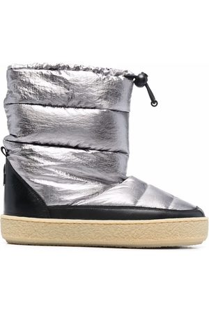 Isabel Marant Women Boots - Zerik drawstring boots
