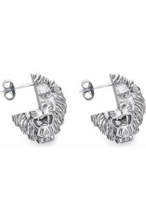 HARRIET MORRIS Women Earrings - Lion-stud earrings