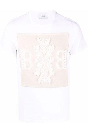 Barrie Debossed-logo T-shirt