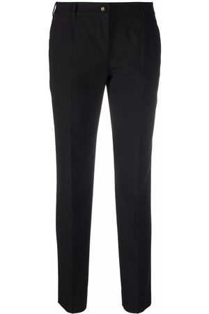 Dolce & Gabbana Tailored stretch-wool trousers