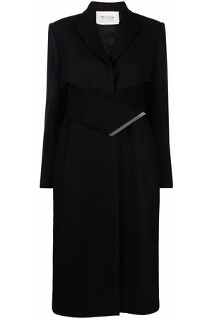 1017 ALYX 9SM Belted single breasted coat