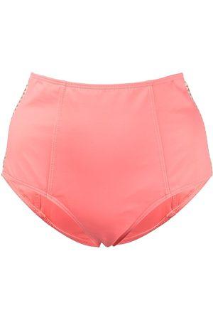 Lemlem Lena knot-trim bikini bottoms