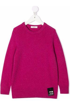 Paolo Pecora Fine-knit merino jumper