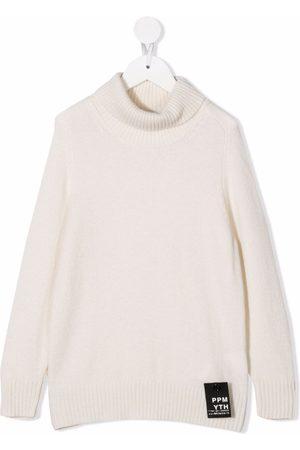 Paolo Pecora Roll-neck merino-wool jumper