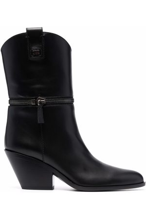 Casadei Two-way ankle boots