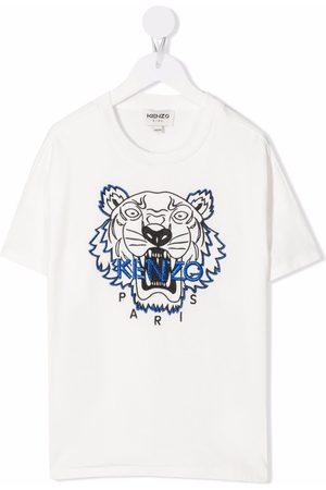 Kenzo Tiger Head organic cotton T-shirt
