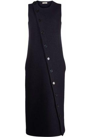 Nina Ricci Buttoned-front maxi dress